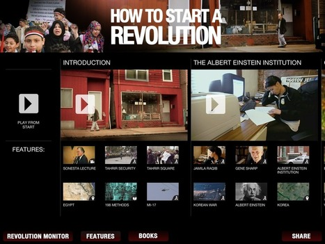 TOUCH DOC | How To Start A Revolution | Documentary Evolution | Scoop.it