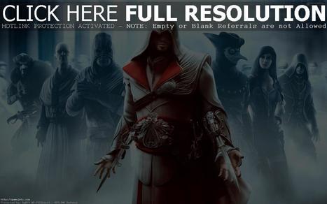 Assassins Brotherhood HD Wallpapers Best #3368 Wallpaper | gamejetz.com | gamesjetz | Scoop.it