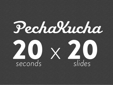 Pecha Kucha presentations with Google Apps: Fast and to the Point | 21st Century Technology Integration | Scoop.it