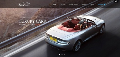 Best WordPress AutoMotive Themes 2014 | WordPress Theme | Scoop.it