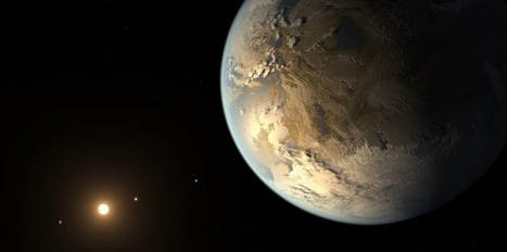 Une nouvelle exoplanète de la taille de la Terre pourrait abriter la vie | 21st Century Innovative Technologies and Developments as also discoveries, curiosity ( insolite)... | Scoop.it