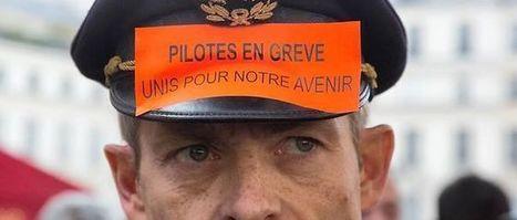 EXCLUSIF. Air France : les dirigeants du SNPL ne font pas grève | AFFRETEMENT AERIEN KEVELAIR | Scoop.it