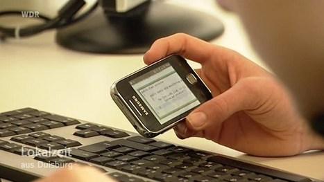 Handys helfen beim Lernen : Lokalzeit aus Duisburg vom 21.05.2013 - WDR MEDIATHEK   Lernvideo   Scoop.it