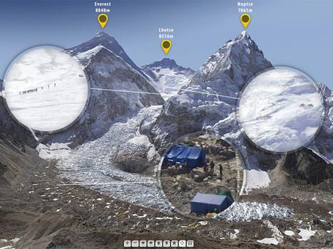 O Everest em foto gigapixel de David Breashears | Noticias de Ciencias | Scoop.it