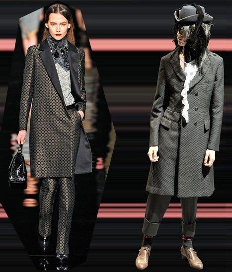 Fashion & Lifestyle: Dandy Style... Etro, Comme des Garçons Fall 2012   COMME des   Scoop.it