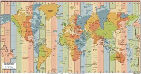 Conocé el plan radical para eliminar las zonas horarias y que sea la misma hora en todo el mundo | Era del conocimiento | Scoop.it