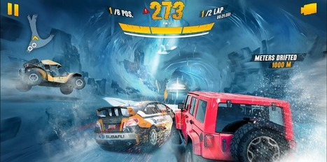 Pre-register now to go off-road racing with 'Asphalt Xtreme' – a spinoff of 'Asphalt 8' - The Fire Hose | Xbox - CompuSpace | Scoop.it