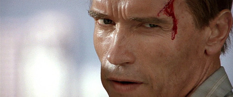 Finish Him! | The 50 Greatest Movie Finishing Moves | 1 | True Lies | Empire | www.empireonline.com | Spread the Nerd! | Scoop.it
