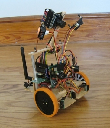 Let's Make Robots! | Robots and Robotics | Scoop.it