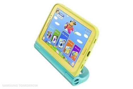 Samsung Announces Special Galaxy Tab for Kids | tablet | Scoop.it