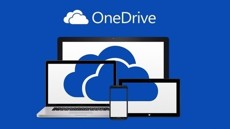 How To Use Microsoft OneDrive | Moodle and Web 2.0 | Scoop.it