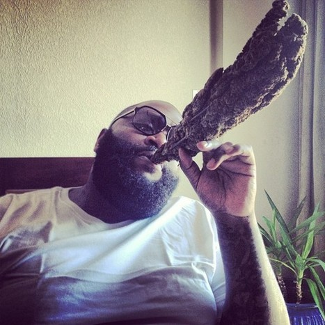 Miami Heat Wins NBA Championship, Rick Ross Skips the Victory and Gets High in Jamaica - Miami Music - Crossfade | READ WHAT I READ | Scoop.it