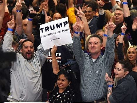 Pat Caddell: Establishment Can't Stop Trump's P... | On the Political Side | Scoop.it