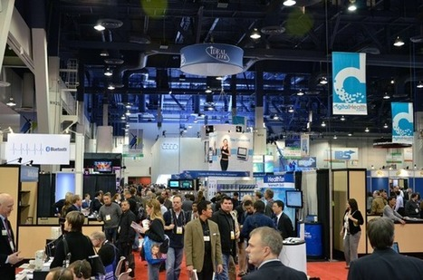 CES and healthcare – a round up (Part 1) by eBee | Digital in Healthcare | Scoop.it