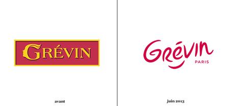 Le musée Grévin change son logo sans faire de cirque | Identité de marque | Scoop.it
