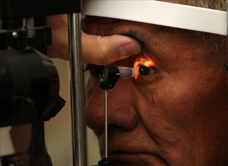 El hospital de Getafe mejora sus tratamientos contra la ceguera | Eye health care | Scoop.it
