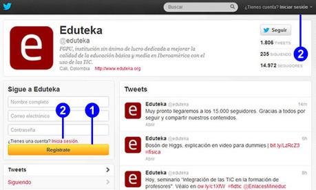 Eduteka - Usos de Twitter en educación | Las TIC y la Educación | Scoop.it