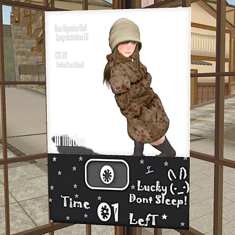 Lucky Board - 5 minutes | Second LIfe Good Stuff | Scoop.it