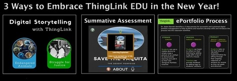 3 Ways to Embrace ThingLink EDU in the New Year | Cool Tools for 21st Century Learners | Scoop.it