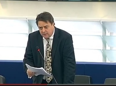 Nick Griffin MEP speaks on Iraq/Syria debate in Strasbourg | The Indigenous Uprising of the British Isles | Scoop.it