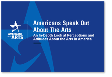 Americans for the Arts: Public Opinion Poll Overview | Arts and Culture | Scoop.it