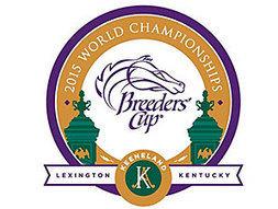 Breeders' Cup Unveils 2015 Keeneland Logo | Horse Racing News | Scoop.it