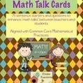 Math Talk: Stem and Move Cards | Promoting a mathematical community of learners | Scoop.it
