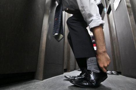 Japan's Rootless and Restless Workers | Freeters in Japan | Scoop.it