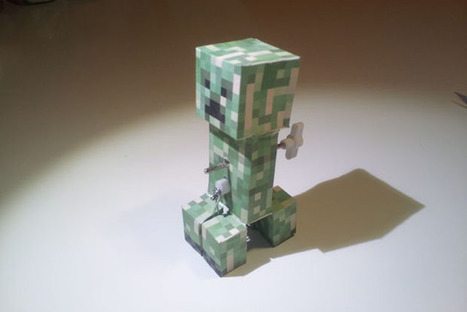 7 DIY Minecraft projects your kids will love | Proffessional Development | Scoop.it