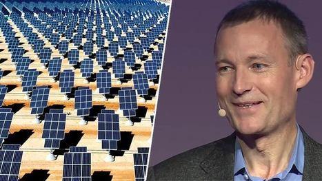 Cet ingénieur français a la solution pour stocker l'énergie solaire et accélérer la transition énergétique | overblog maroc | Scoop.it