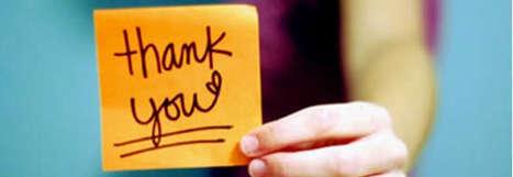 Faire une page de remerciement parfaite pour votre site e-business | Be Marketing 3.0 | Scoop.it