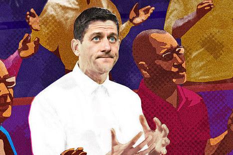 Paul Ryan's Inner City Education | Daily Crew | Scoop.it
