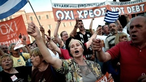 No vote means isolation, Europe warns Greeks - FT.com | European Political Economy | Scoop.it
