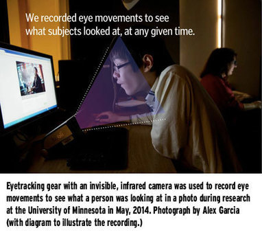 Eyetracking Photojournalism: New research explores what makes a photograph memorable, shareable, and worth publishing | NPPA | Digital Imaging - Telling the Story | Scoop.it