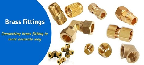 Connecting or loosening brass fittings tips by leading exporters in India | Business | Scoop.it