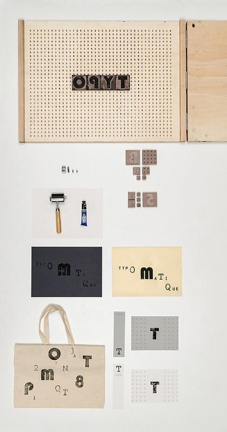 Une presse typographique à l'ère du numérique | TYPOGRAPHIE | Scoop.it