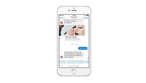 Facebook Messenger gets Advertising Bots | e-commerce & social media | Scoop.it