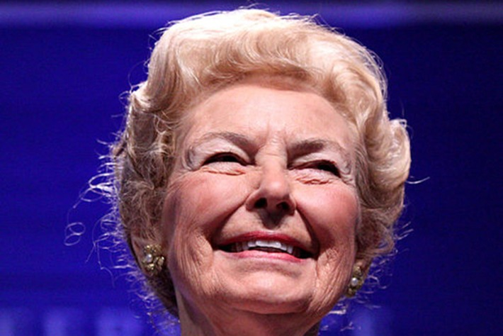 Phyllis Schlafly: Still Wrong (and Mean) After All These Years | Herstory | Scoop.it