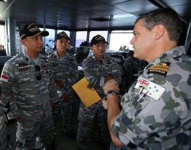 Australia and Indonesia combine forces to tackle illegal fishing | Scoop Indonesia | Scoop.it