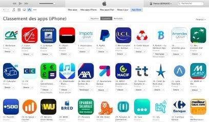 C'est pas mon idée !: Il est temps de ré-inventer la banque mobile   La news de Patbol   Scoop.it