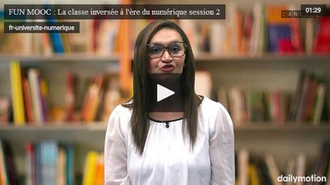Se former à la classe inversée avec le MOOC Canopé | TICE et italien - AU FIL DU NET | Scoop.it