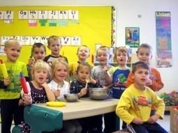 Hendricks preschoolers share Thanksgiving recipes at Hendricks ... | Holiday Recipes | Scoop.it