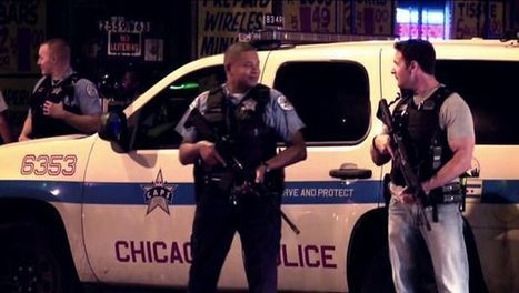 Chicago Gang Wars: Nearly twice as many Americans killed there this year than in Afghanistan | The Billy Pulpit | Scoop.it