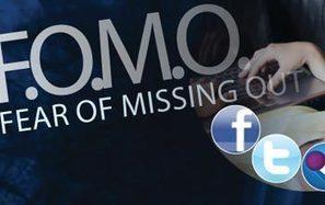 Μήπως έχετε προσβληθεί από ...FOMO και δεν το γνωρίζετε; | Εκπαιδευτικά Νέα | Scoop.it