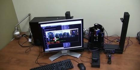 Robot imprimé en 3D qui résout le Rubik's Cube en 2s | FabLab - DIY - 3D printing- Maker | Scoop.it
