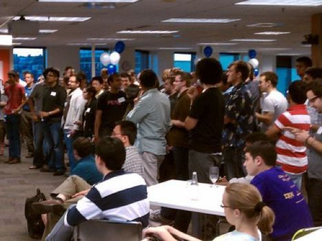 Facebook Employees Go Nuts As Zuckerberg Tells Them The IPO Is Coming | An Eye on New Media | Scoop.it