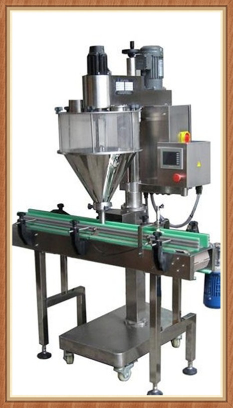 Dry Spice Powder Filling Capping Machine is easy to installation | adamsandrew | Scoop.it