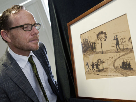 Museum buys indigenous drawings of convict - Yahoo!7 News | Museums and Ethics | Scoop.it