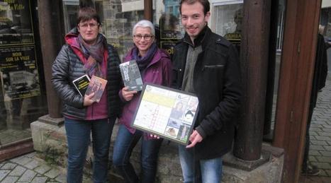 Lamballe. Fureur du Noir : un concours dans les Vitrines - Ouest-France | Les Chèques-Cadeaux | Scoop.it