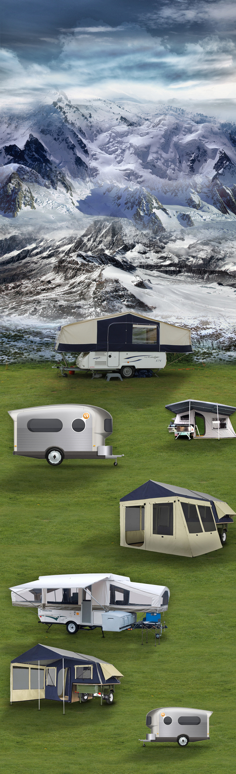 Rent a Trailer Tent | Camping hire | Scoop.it
